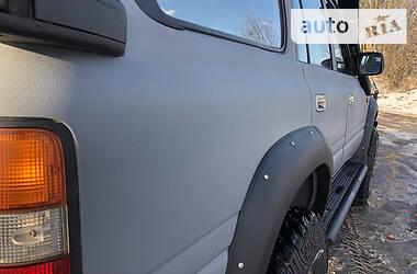 Позашляховик / Кросовер Toyota Land Cruiser 80 1992 в Рівному