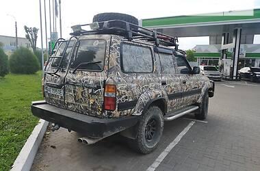 Внедорожник / Кроссовер Toyota Land Cruiser 80 1997 в Ивано-Франковске