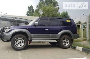 Toyota Land Cruiser 90 1998 в Харькове