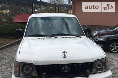 Внедорожник / Кроссовер Toyota Land Cruiser 90 1997 в Бориславе