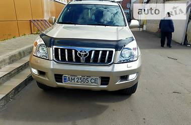 Toyota Land Cruiser Prado 120 2004 в Житомире