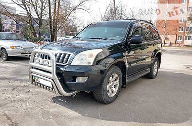 Toyota Land Cruiser Prado 120 2006 в Львове