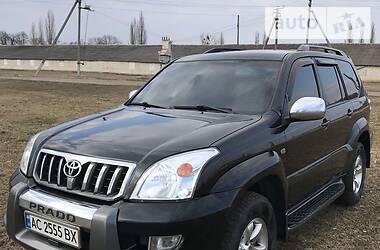 Toyota Land Cruiser Prado 120 2008 в Владимир-Волынском