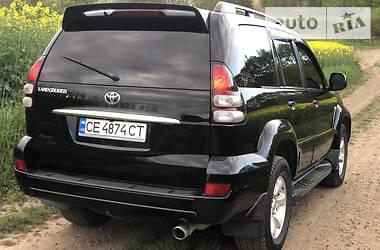 Внедорожник / Кроссовер Toyota Land Cruiser Prado 120 2008 в Черновцах