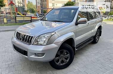 Позашляховик / Кросовер Toyota Land Cruiser Prado 120 2006 в Івано-Франківську