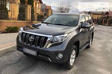 Toyota Land Cruiser Prado 150 2015 в Виннице