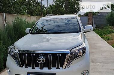 Toyota Land Cruiser Prado 150 2014 в Кривом Роге