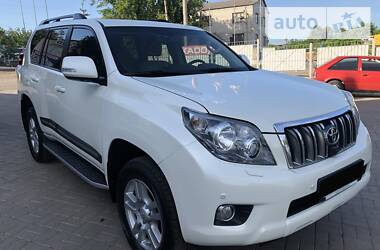 Toyota Land Cruiser Prado 150 2010 в Краматорске