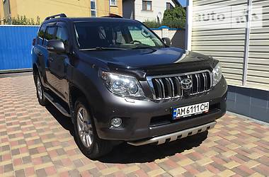 Toyota Land Cruiser Prado 150 2010 в Житомире