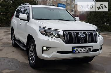 Toyota Land Cruiser Prado 150 2017 в Тернополе