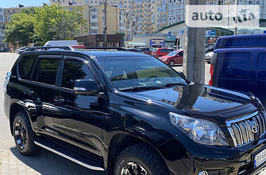 Внедорожник / Кроссовер Toyota Land Cruiser Prado 150 2012 в Одессе