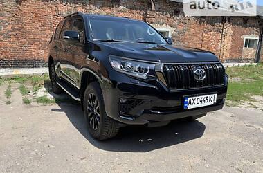 Внедорожник / Кроссовер Toyota Land Cruiser Prado 150 2020 в Харькове