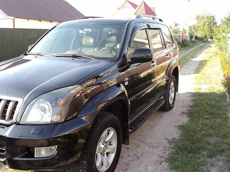 Toyota Land Cruiser Prado 2007 года в Киеве