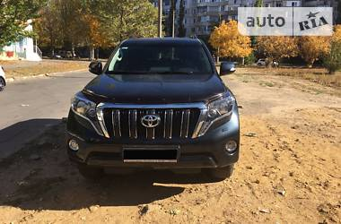 Toyota Land Cruiser Prado 2015 в Херсоні