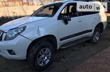 Toyota Land Cruiser Prado 2010 в Одессе