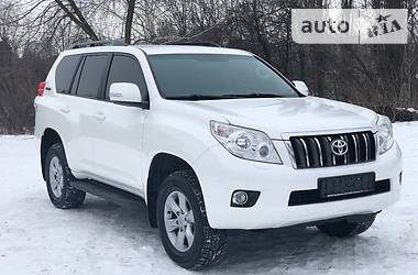 Toyota Land Cruiser Prado 150 60th Anniversary 2013