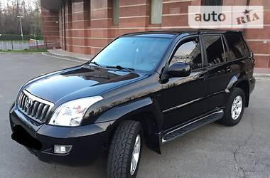 Toyota Land Cruiser Prado 2007 в Одессе