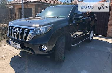Toyota Land Cruiser Prado 2016 в Києві