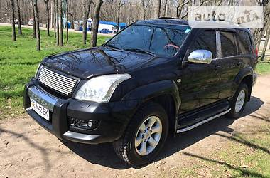 Toyota Land Cruiser Prado 2008 в Николаеве