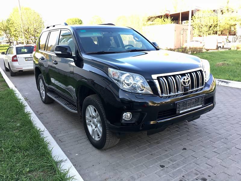 Toyota Land Cruiser Prado 2013 в Харькове