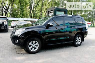 Toyota Land Cruiser Prado 2012 в Полтаве