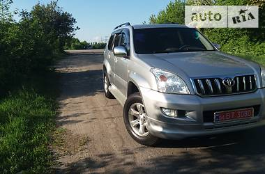 Toyota Land Cruiser Prado 2007 в Каменском