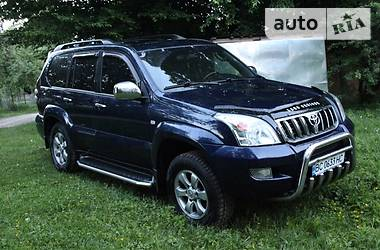 Toyota Land Cruiser Prado 2007 в Дрогобыче