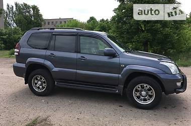Toyota Land Cruiser Prado 2005 в Луганске
