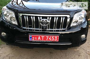 Toyota Land Cruiser Prado 2010 в Харькове