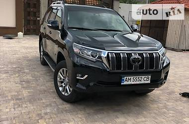 Toyota Land Cruiser Prado 2018 в Житомире