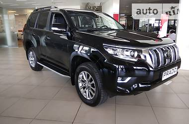 Toyota Land Cruiser Prado 2018 в Хмельницком