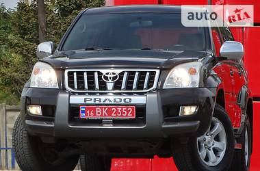 Toyota Land Cruiser Prado 2006 в Одессе