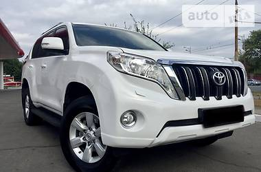 Toyota Land Cruiser Prado 2014 в Днепре
