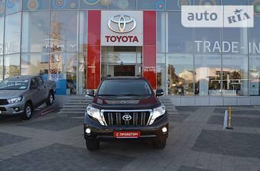 Toyota Land Cruiser Prado 2017 в Одессе