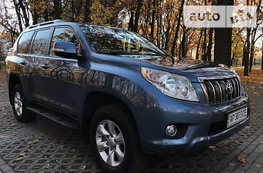 Toyota Land Cruiser Prado 2011 в Харькове