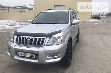 Toyota Land Cruiser Prado 2002 в Каховке