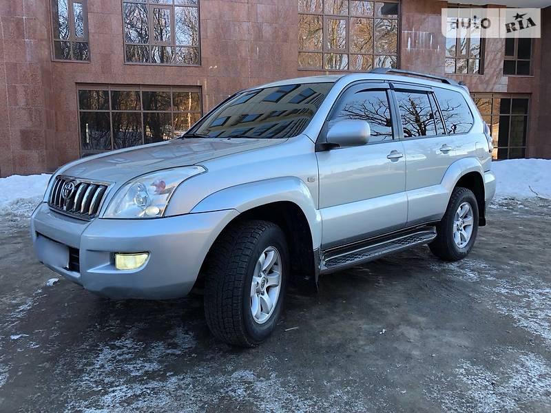 Toyota Land Cruiser Prado 2006 года в Харькове