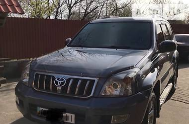 Toyota Land Cruiser Prado 2008 в Славянске