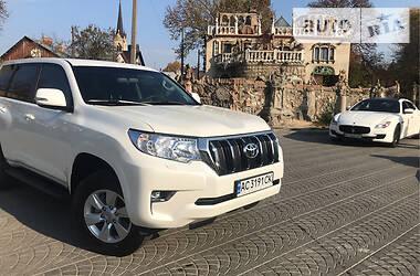 Toyota Land Cruiser Prado 2019 в Луцке