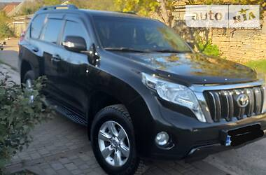 Toyota Land Cruiser Prado 2014 в Миколаєві
