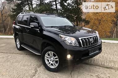 Toyota Land Cruiser Prado 2011 в Энергодаре