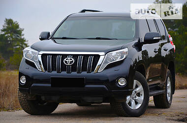 Toyota Land Cruiser Prado 2016 в Днепре