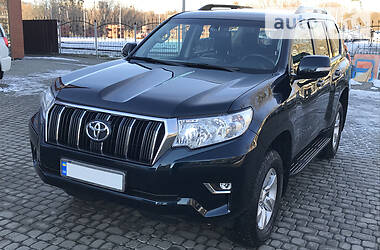 Toyota Land Cruiser Prado 2018 в Львове