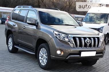 Toyota Land Cruiser Prado 2014 в Дніпрі