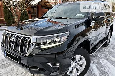 Toyota Land Cruiser Prado 2020 в Харькове