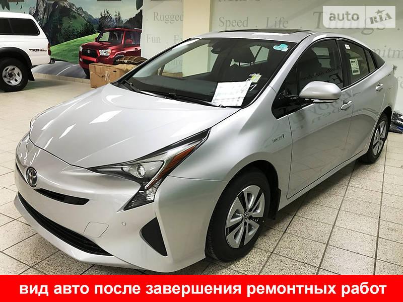 Toyota Prius 2016 в Одесі