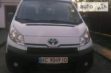 Легковой фургон (до 1,5 т) Toyota Proace 2015 в Львове