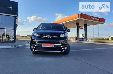 Минивэн Toyota Proace 2019 в Луцке