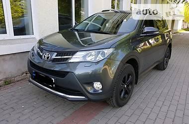 Toyota Rav 4 2014