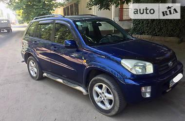 Toyota Rav 4 2000 в Одессе